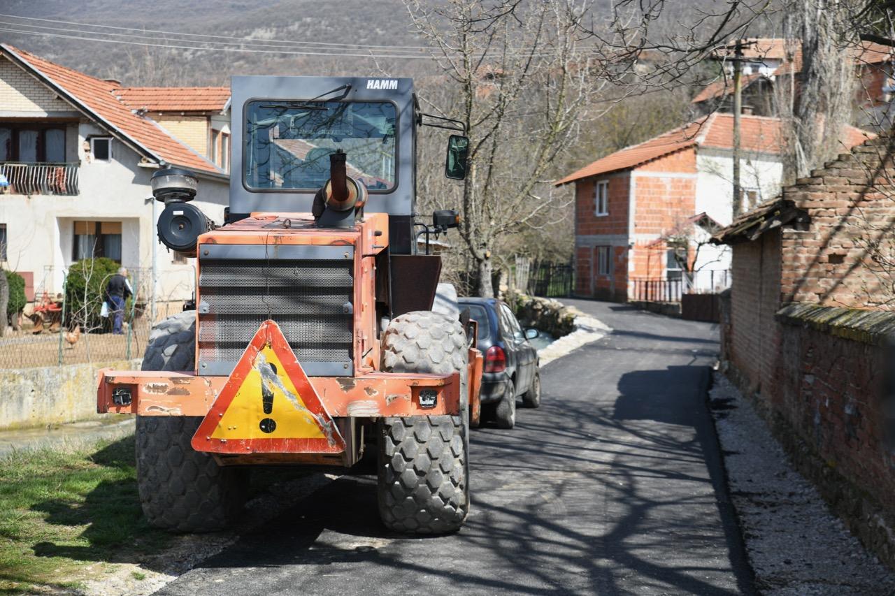 Photo of Dva miliona evra za građevinske radove u gradu i selima u ovoj sezoni