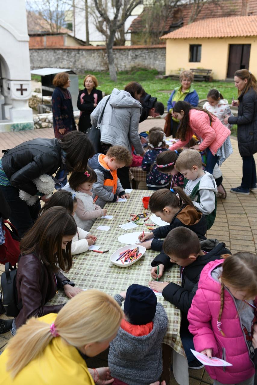 Photo of Lazareva subota – Vrbica, praznik dečije radosti
