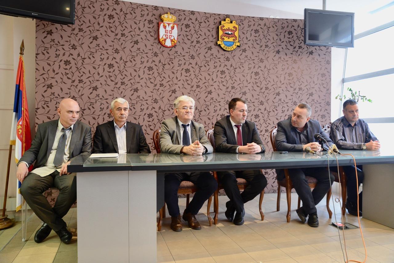 Photo of Lekarska komora Srbije: Pirot primer dobre prakse