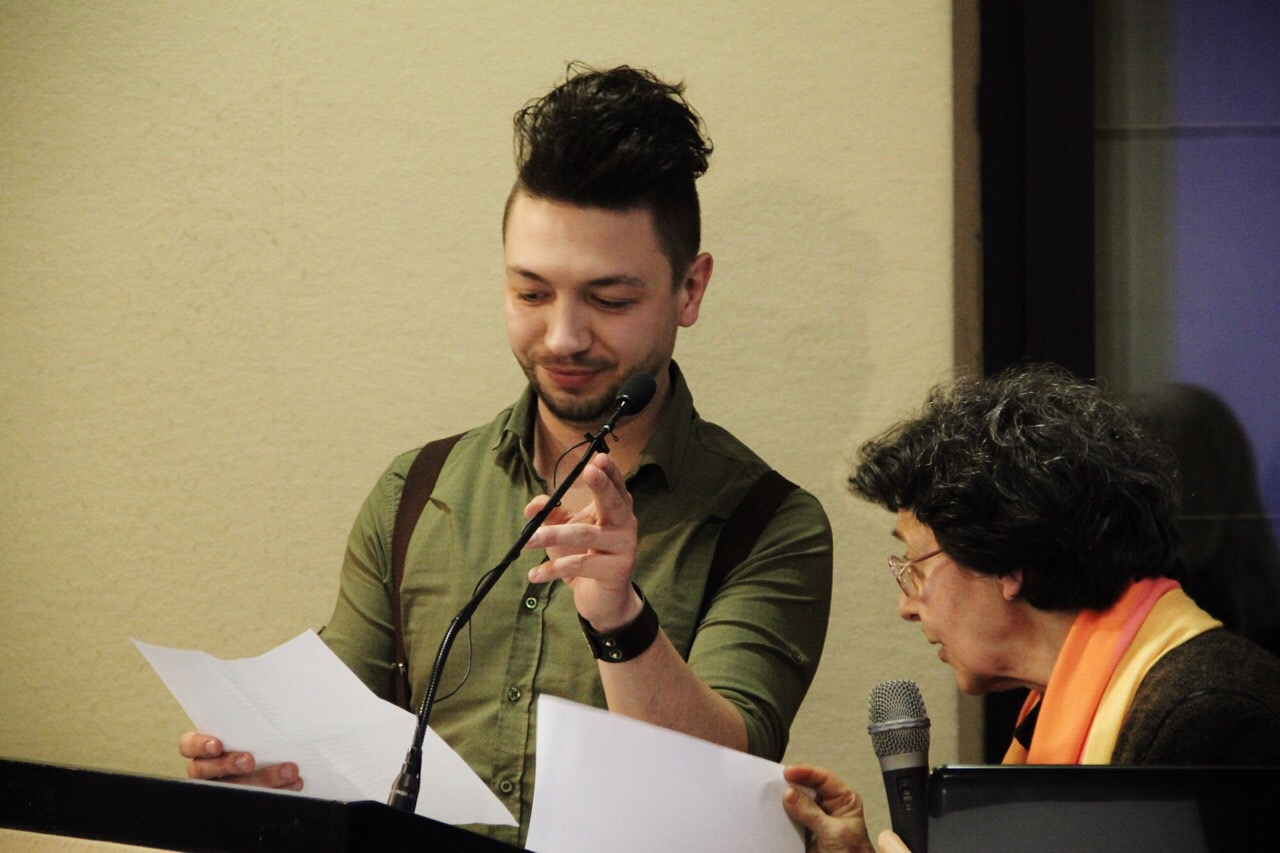 Photo of Nagrada Andriji Stanuloviću na festivalu poezije u Trstu