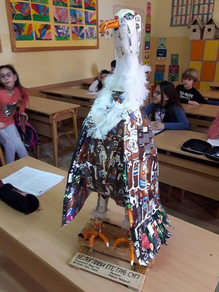 Photo of Školarci uče o reciklaži, biodiverzitetu…