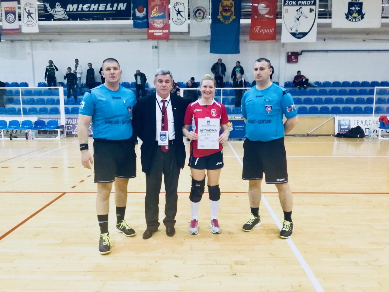 Photo of Rukometašice  pobedile ekipu Železničara 33:32 (14:16)