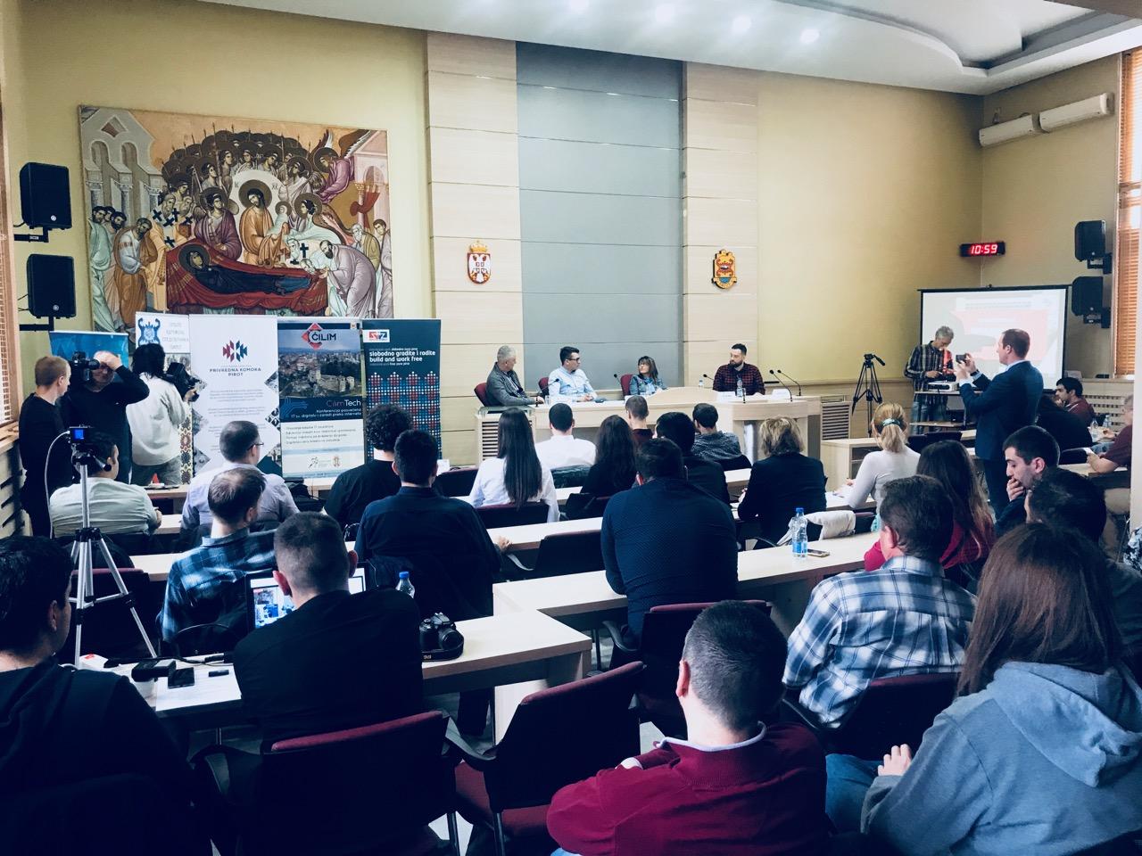 Photo of Vasić: Grad Pirot će snažno podržati razvoj IT sektora, uvode se novi provajderi interneta