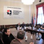 Održan inicijalni sastanak Sekcije usluga za održavanje objekata i profesionalnih upravnika zgrada