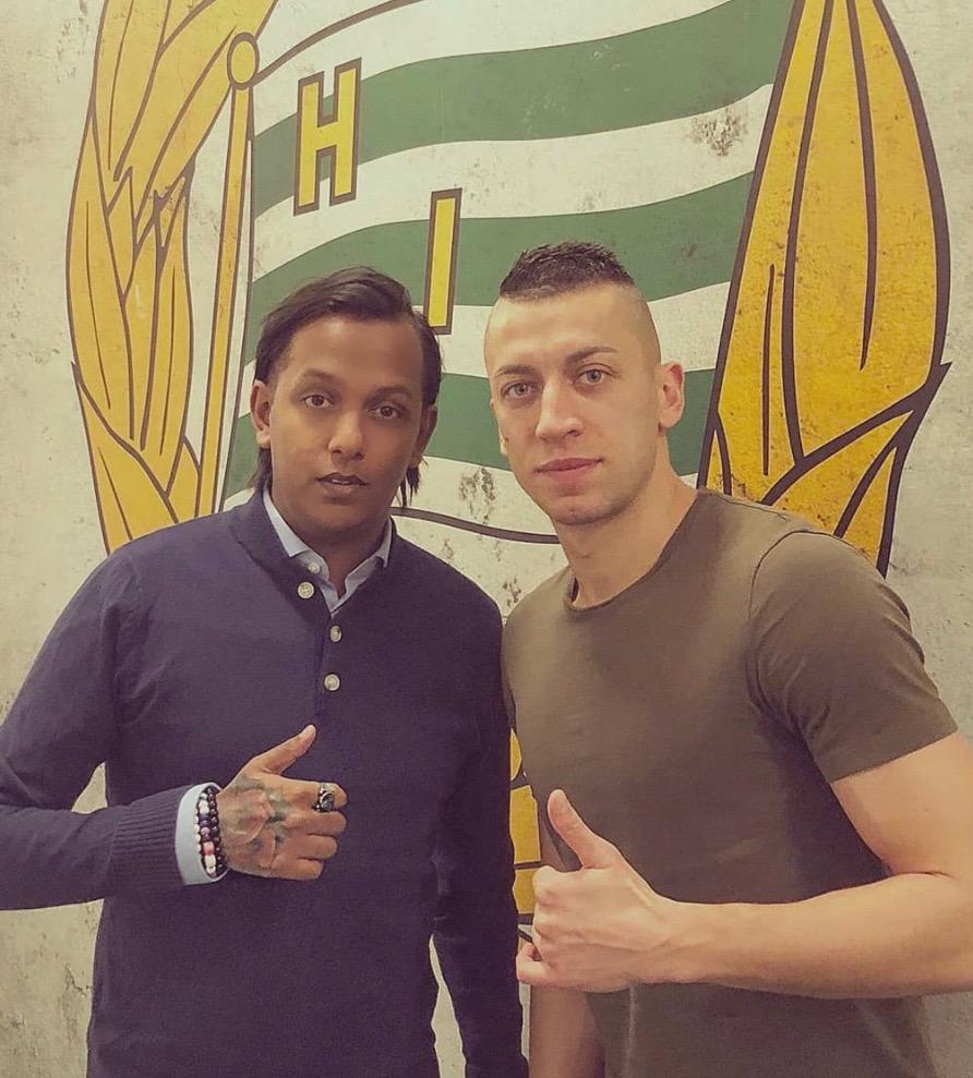 Photo of Đurđić se vraća u Švedsku, novi je adut Hamarbija