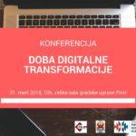 """Konferencija """"Doba digitalne transformacije"""" u Pirotu"""