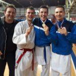 Uroš Mijalković seniorski prvak Srbije u karateu