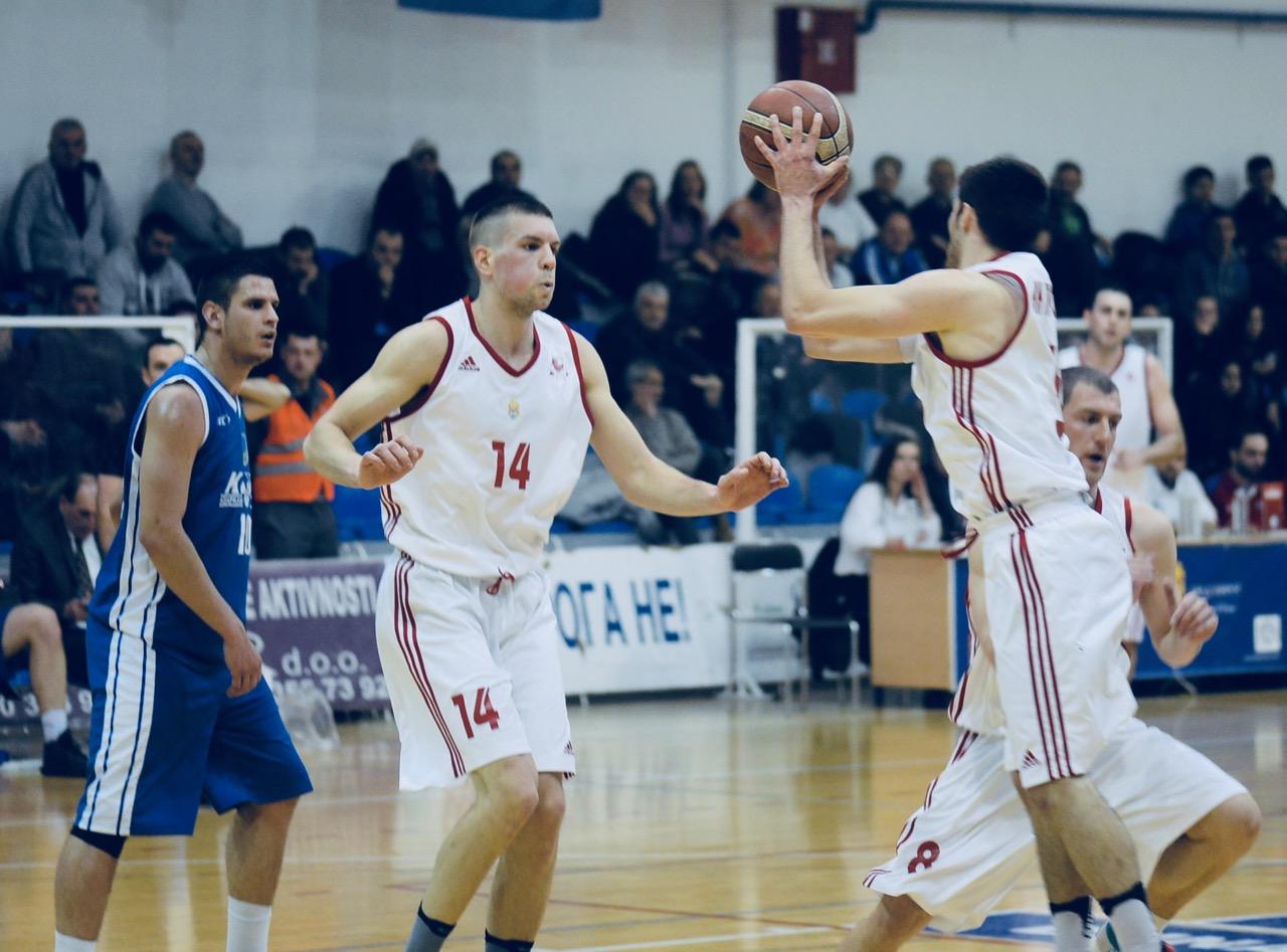 Photo of Košarkaši u subotu dočekuju Kolubaru iz Lazarevca, ekipu koja se grčevito bori za opstanak