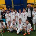 Mlade nade Radničkog osvojile dva pehara u Vranju, za treće mesto Mini Maxi lige i ferplej