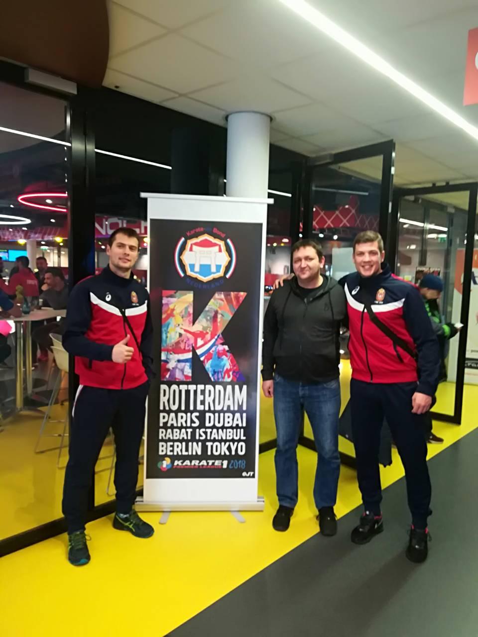 Photo of Uroš ovog vikenda na turniru u Roterdamu, svetska elita u karateu na okupu