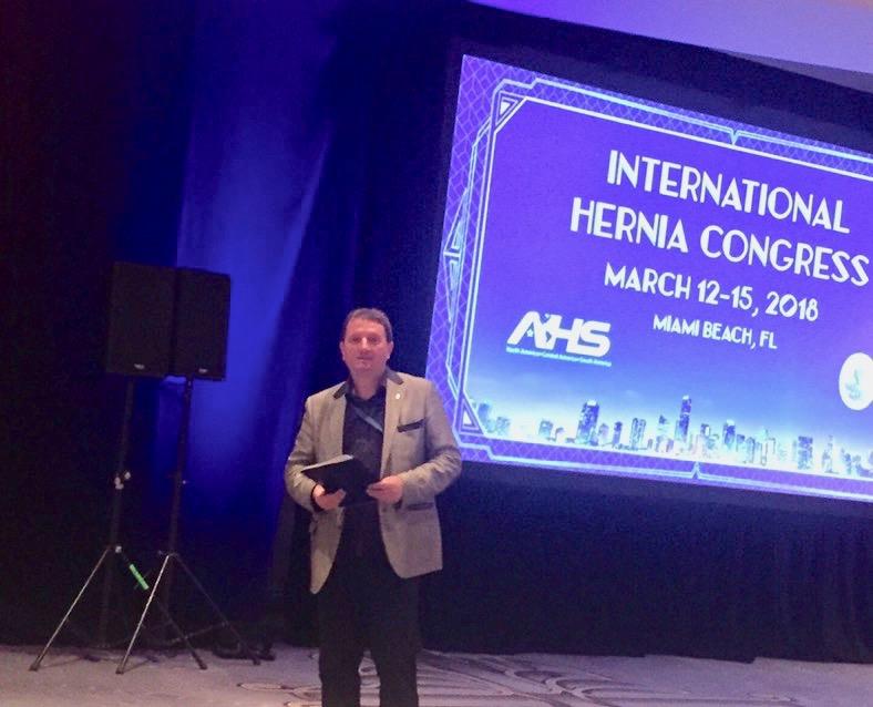 Photo of Hirurzi iz Pirota i Niša na Svetskom kongresu herniologa u Majamiju