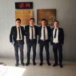 Mlade pirotske sudije sudile meč između Srbije i Češke - eksperimentalno uvedeno privremeno isključenje