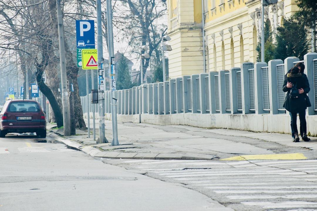 Photo of Nastavlja se uredjenje trotoara u gradu