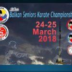 Uroš na Balkanskom šampionatu u karateu za seniore