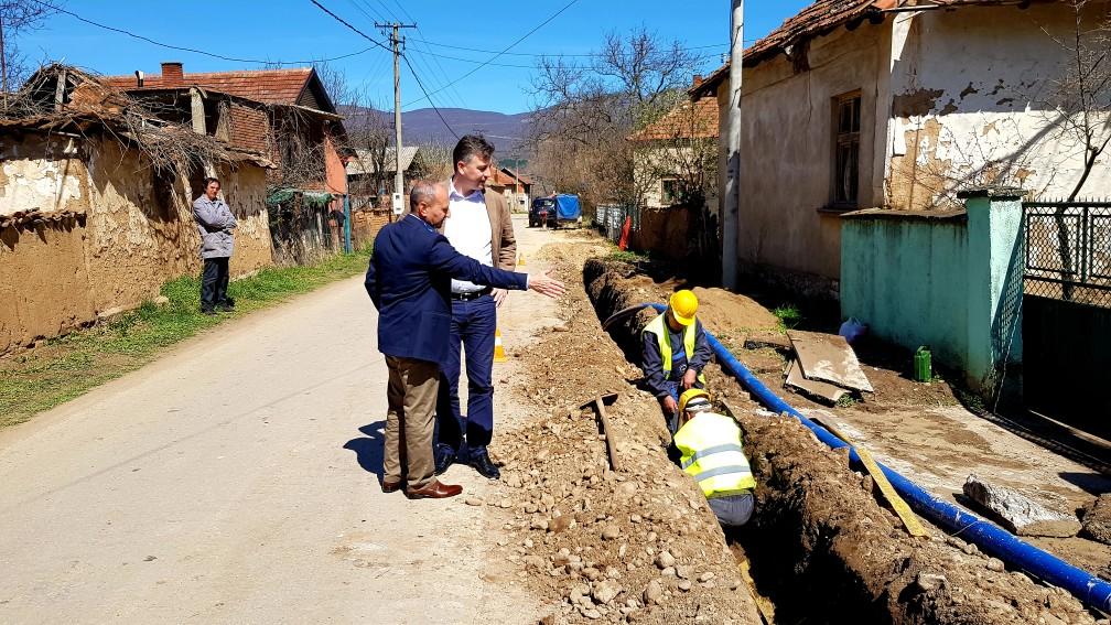 Photo of Radovi Vodovoda kao prethodnica asfaltiranju