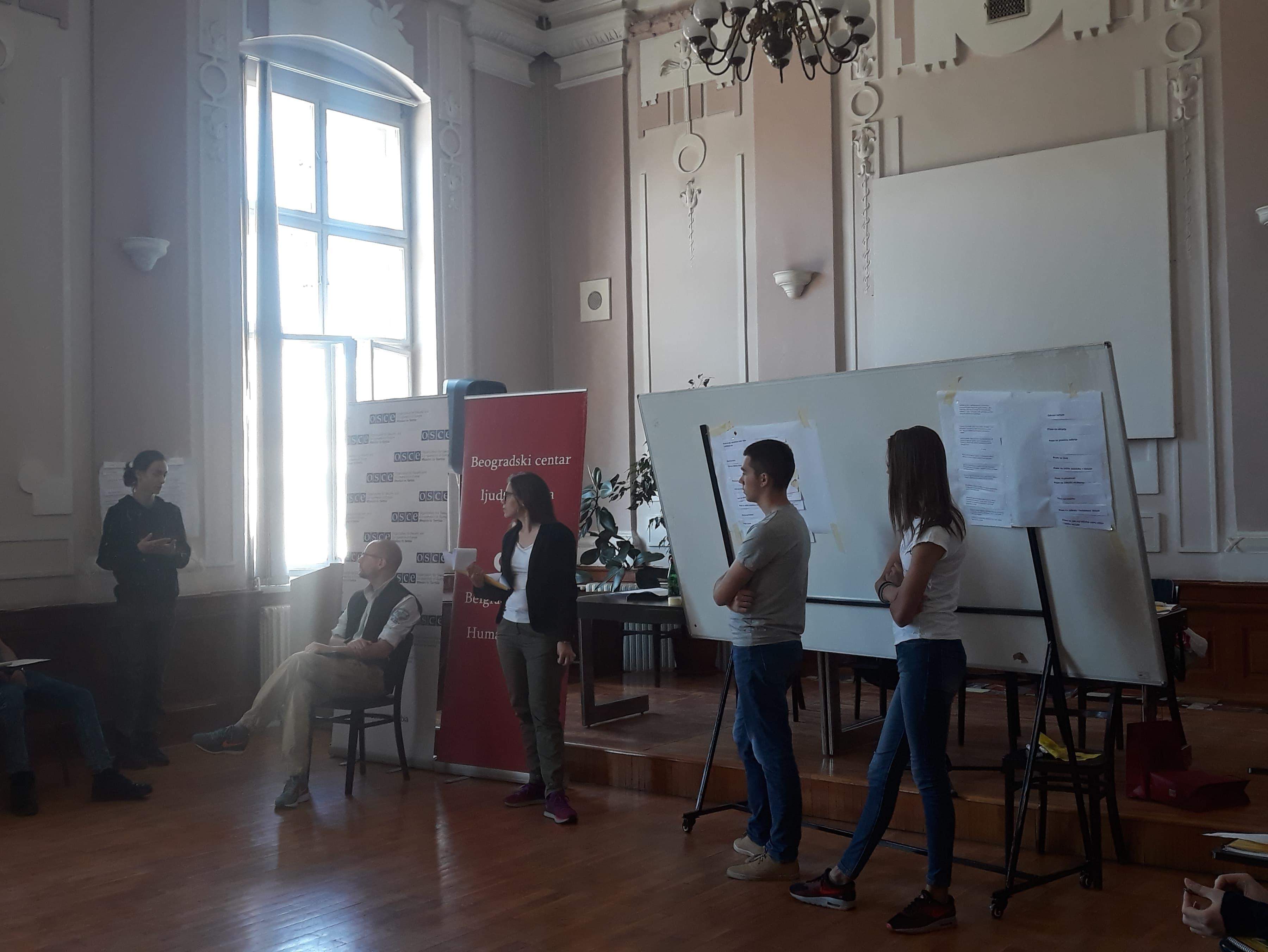 """Photo of Seminar za srednjoškolce """"Moj grad, moja prava"""""""