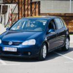 Na prodaju Volkswagen Golf 5 – 2.0 TDI – 2005. godište
