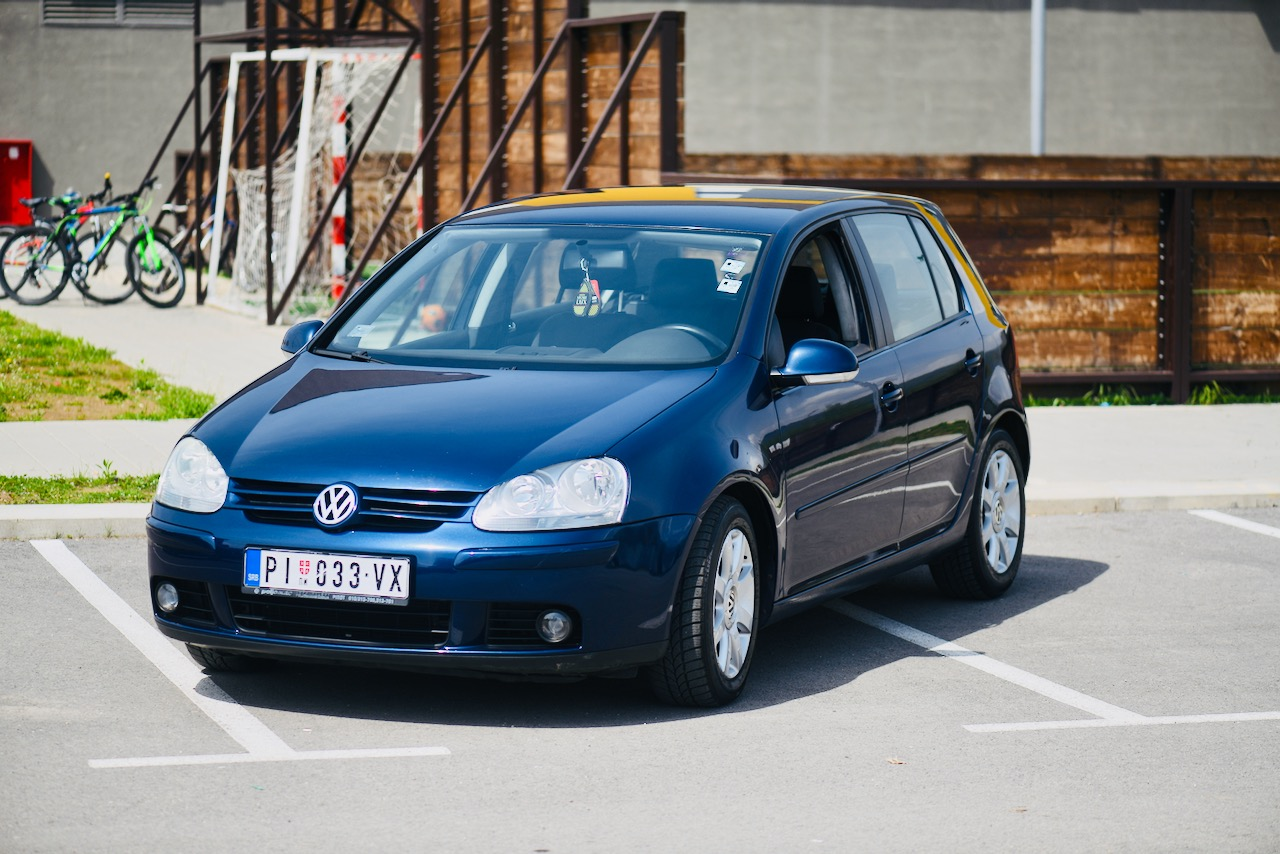 Photo of Na prodaju Volkswagen Golf 5 – 2.0 TDI – 2005. godište