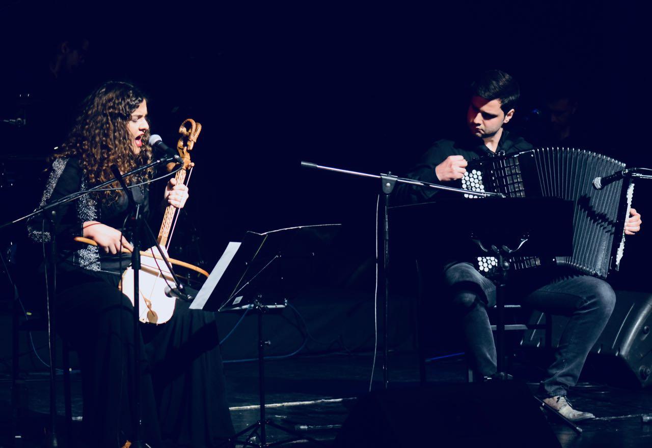 """Photo of Fantastičan koncert Bojane i Nikole Pekovića sa grupom """"Umetnička porodica"""" u Pirotu"""