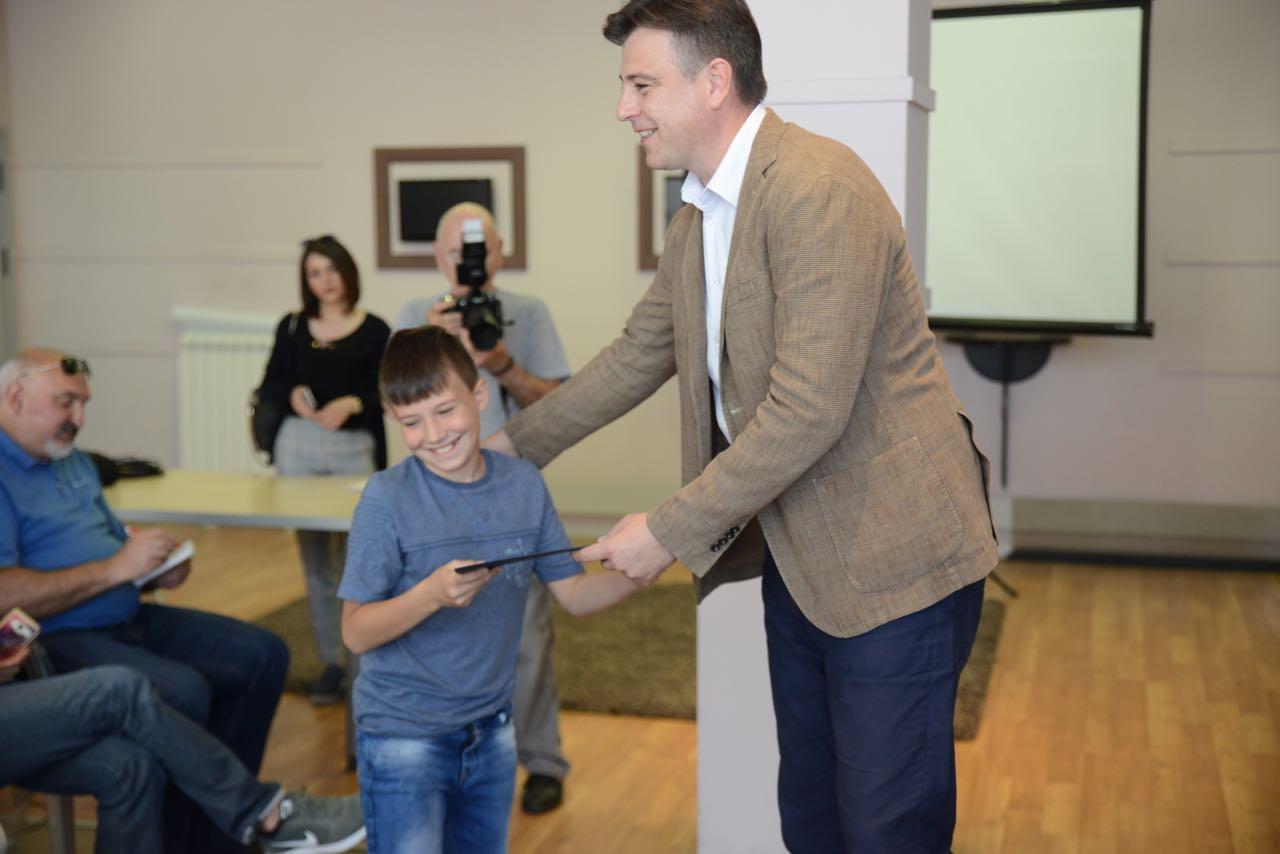 Photo of Vasić: Grad Pirot za sport izdvojio preko milion evra