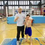 Ognjen Antić uspešan na Prvenstvu Centralne Srbije u kik boksu, disciplini K-1