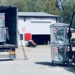 """Ulažu deset miliona dinara u nove kontejnere, mobilijar, novo vozilo """"putar""""..."""
