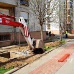 Počela prva faza uređenja Takovske ulice