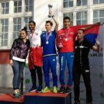 Jovanu Delčevu bronza na Prvenstvu Balkana, Danica Gogov stigla peta