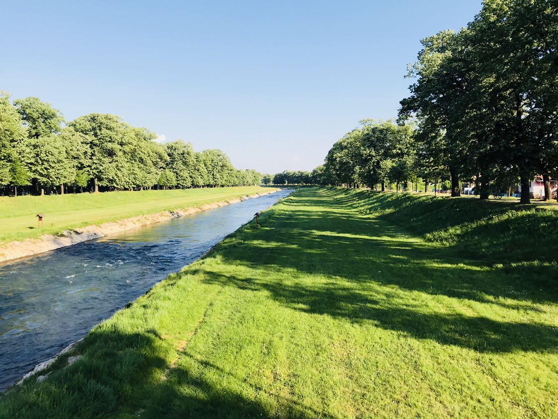 Photo of Pirotski kej – oaza mira, zdravlja, zelenila u centru grada