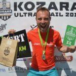 Piroćanac osvojio srebro na jednoj od najtežih planinskih trka na Balkanu – Kozara ultra trail