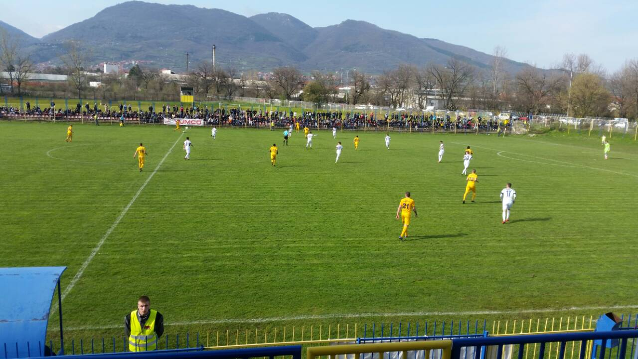 Photo of Radnički izgubio od Dinama – 2:1