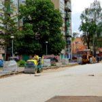 Počeli radovi u ulici Svetozara Markovića