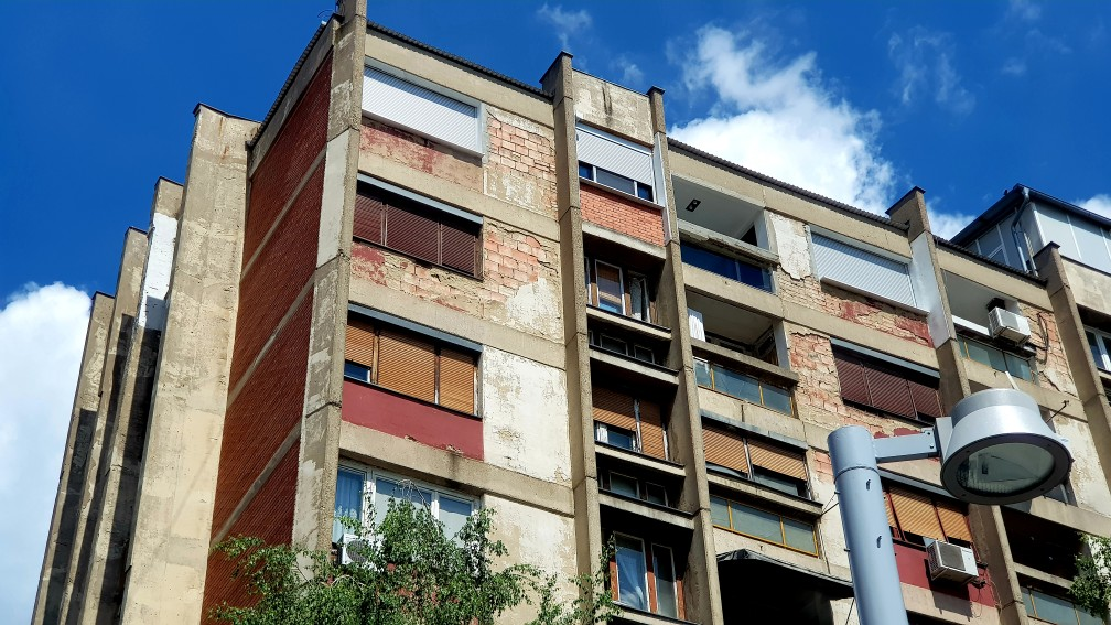 Photo of Vasić: Uz pomoć stanara zgrada, da nam grad izgleda lepše