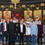 Učenici Srednje bogoslovske škole posetili svetinje Malog Jerusalima