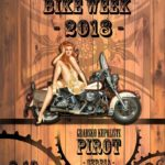 "Moto skup u Pirotu - ""Rolling Wheels Bike Week 2018"" - PROGRAM manifestacije"