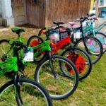Bicikli na dar ugroženim i mališanima bez roditelja