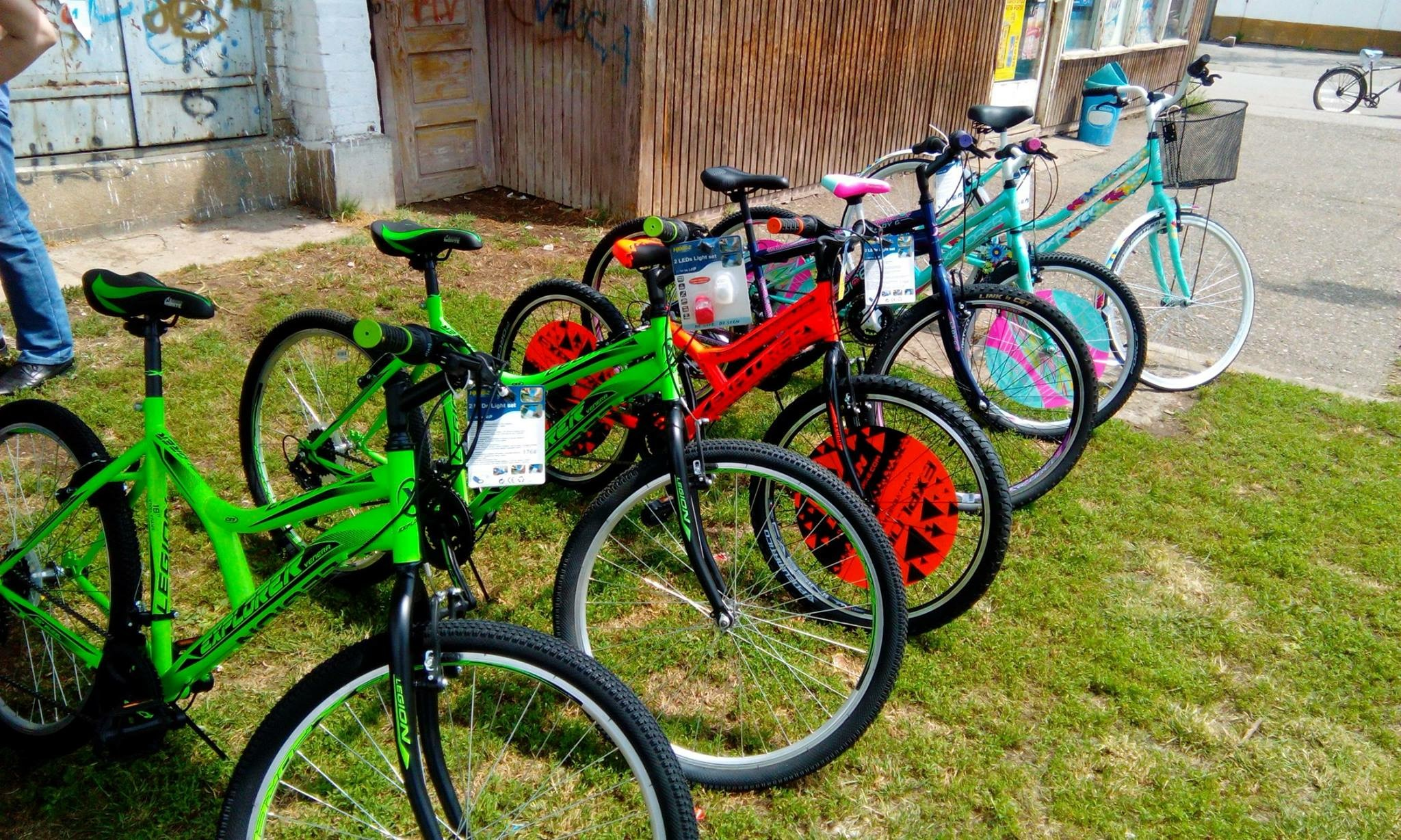 Photo of Bicikli na dar ugroženim i mališanima bez roditelja