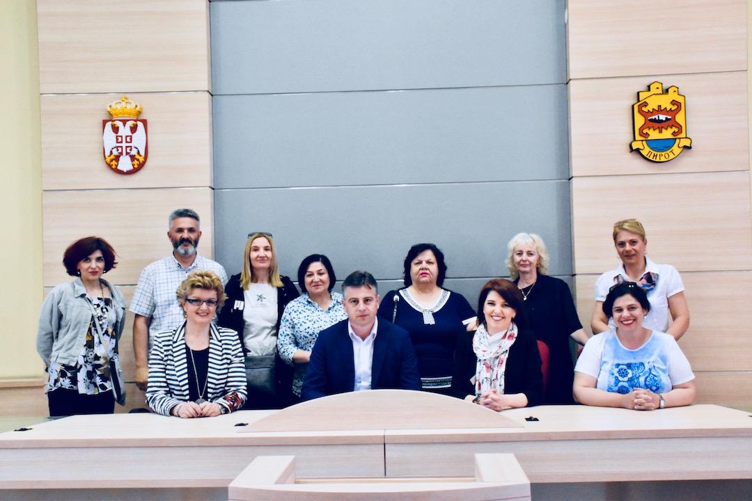 Photo of Delegacija Ministarstva poljoprivrede Srbije i Albanije posetila Pirot