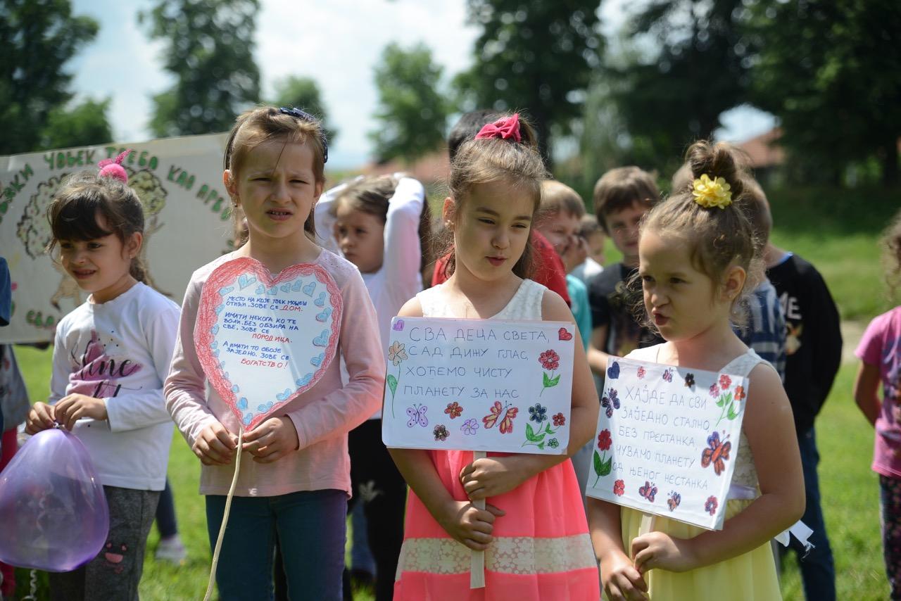 Photo of Mališani iz Predškolske ustanove učestvuju u obeležavanju jubileja Keja