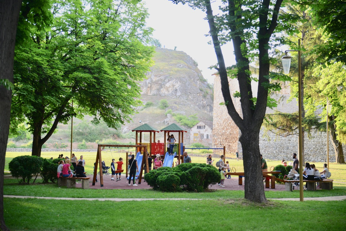 Photo of Novi biser Pirota – Park na Kaleu posećeniji nego ikada