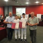 Zlatna i srebrna medalja za Mlekarsku školu