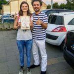 Gimnazijalka Natalija Stefanović osvojila treće mesto na Državnom takmičenju iz istorije
