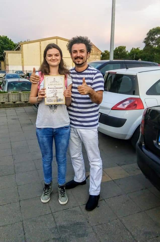 Photo of Gimnazijalka Natalija Stefanović osvojila treće mesto na Državnom takmičenju iz istorije