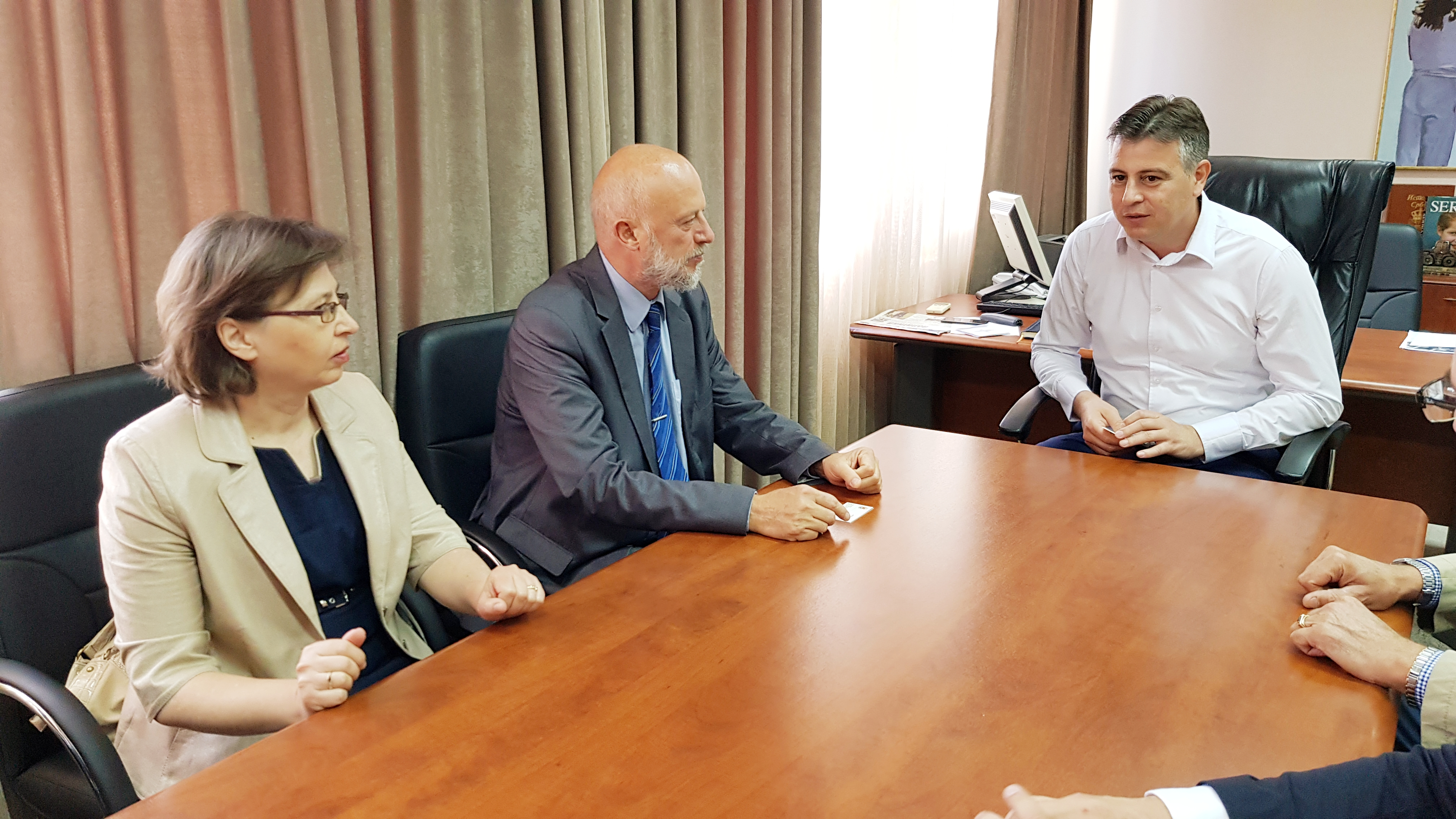 Photo of Vasić i konzul Šugarev konstatovali: Sve bolja saradnja Srbije i Bugarske