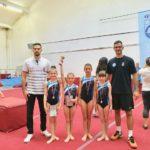 Uspeh pirotskih gimnastičara