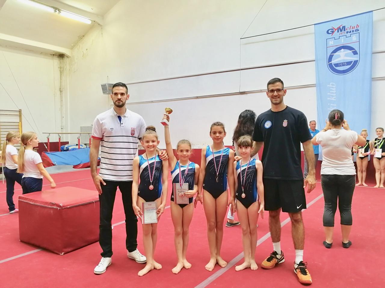 Photo of Uspeh pirotskih gimnastičara