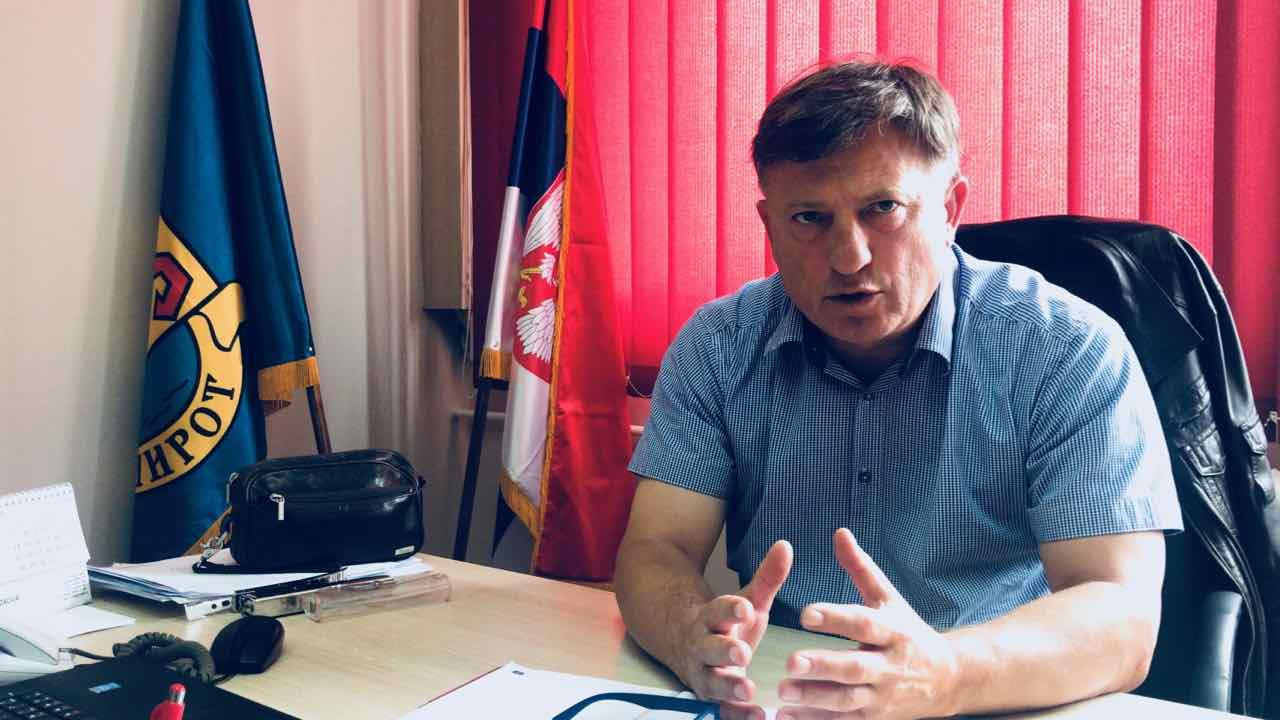 Photo of Panajotović: Odlična saradnja sa Vladom Srbije, realizuje se veliki broj projekata
