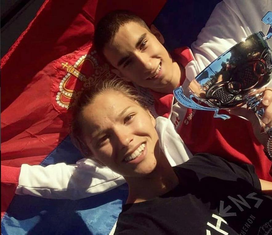Photo of Jovan Delčev osvojio srebro u Slovačkoj, Danica Gogov stigla četvrta na 20 kilometara