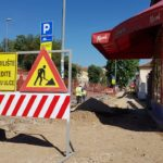 Počelo uređenje trotoara u ulici Srpskih vladara, radovi u Takovskoj već pri kraju