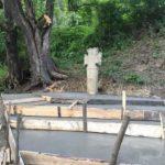 Obnovili seosku svetinju - krst iz 1905. godine, posvećen seoskoj slavi Spasovdanu